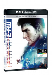 Mission: Impossible 3. (4K UHD+BD)