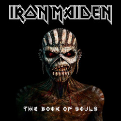 Iron Maiden • The Book Of Souls (2CD)