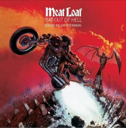 Meat Loaf • Bat Out Of Hell (LP)