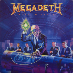 Megadeth • Rust In Peace (LP)