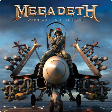 Megadeth • Warheads On Foreheads (3CD)