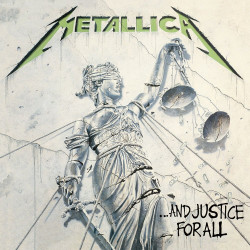 Metallica • And Justice For All