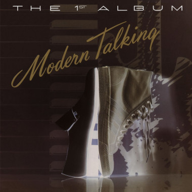 Modern Talking • First Album / White Vinyl (LP)