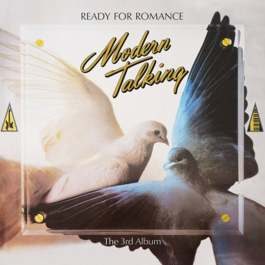 Modern Talking • Ready For Romance / Transparent Red Vinyl (LP)