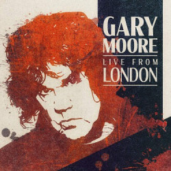 Moore Gary • Live From London / Orange Transparent Vinyl (2LP)
