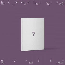 Nu'est • Romanticize: The 2nd Album /To Be Free - Boxset