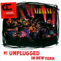Nirvana • MTV Unplugged In New York (LP)