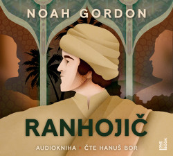 Audiokniha: Gordon Noah • Ranhojič (cd-mp3)