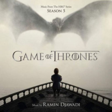 Hudba z filmu • Game Of Thrones 5 / Ramin Djawadi / Blue Vinyl (2LP)