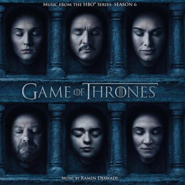 Hudba z filmu • Game Of Thrones 6 - Ramin Djawadi (3LP)