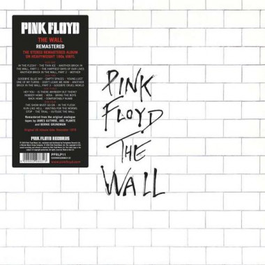 Pink Floyd • The Wall (Limited) / Black  (2LP)