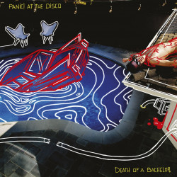 Panic! At The Disco • Death Of A Bachelor (LP)