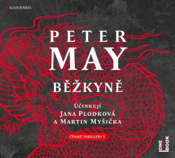 Audiokniha: May Peter • Běžkyně (CD-MP3)