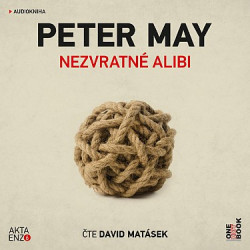 Audiokniha: May Peter • Nezvratné alibi / Číta David Matásek (mp3-cd)