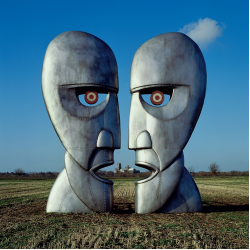 Pink Floyd • The Division Bell / Limited Edition 25th Anniversary (2LP)