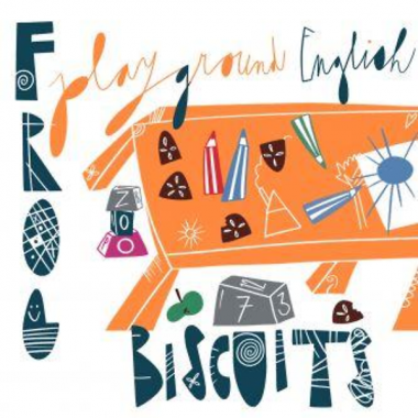 Playground English • Frog Biscuits
