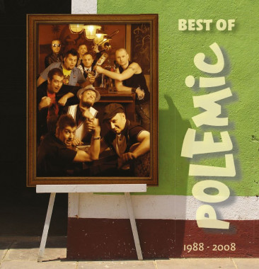 Polemic • Best Of 1988 - 2008 (2LP)