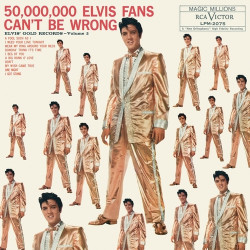 Presley Elvis • 50,000,000 Elvis Fans Can't Be Wrong Vol. 2 (LP)