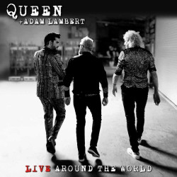 Queen, Lambert Adam • Live Around The World (CD+BD)