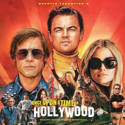 Hudba z filmu • Quentin Tarantino's Once Upon A Time In Hollywood