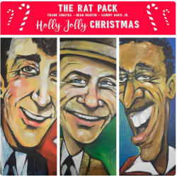 Rat Pack • Holly Jolly Christmas (LP)