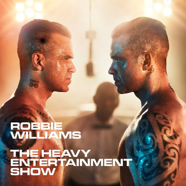 Williams Robbie • Heavy Entertainment Show / Hardcover Book (CD+DVD)