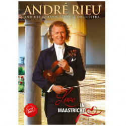 Rieu Andre • Love In Maastricht (DVD)