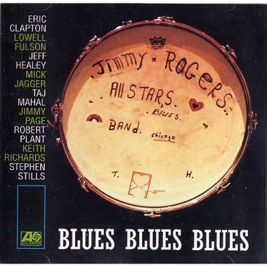 Rogers Jimmy - All Stars • Blues Blues Blues (2LP)