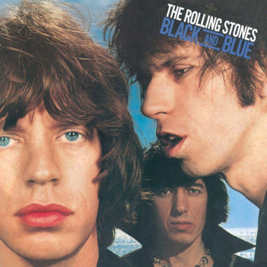 Rolling Stones • Black And Blue (LP)