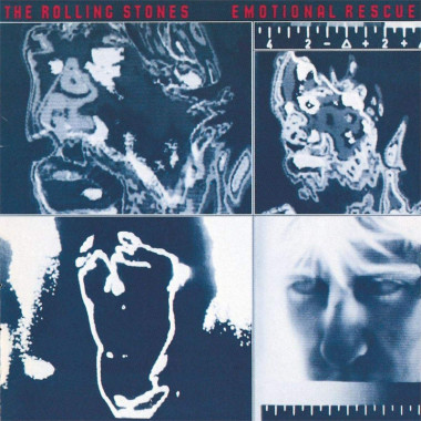 Rolling Stones • Emotional Rescue (LP)