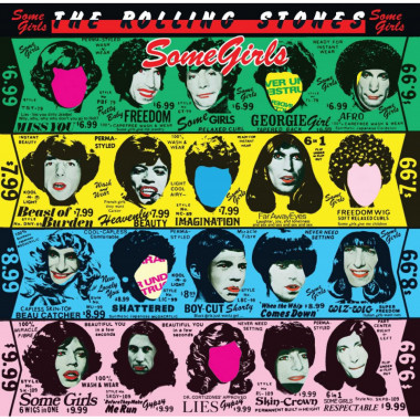 Rolling Stones • Some Girls (LP)