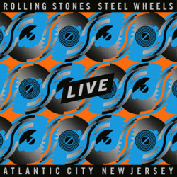 Rolling Stones • Steel Wheels Live (4LP)