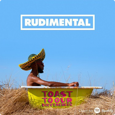 Rudimental • Toast To Our Differences (2LP)