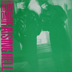 Run D.M.C • Raising Hell (LP)