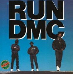 Run D.M.C • Tougher Than Leather (LP)