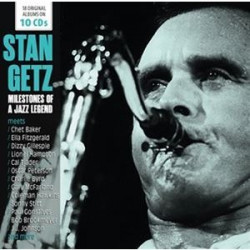 Getz Stan • Stan Getz Meets... (10CD)