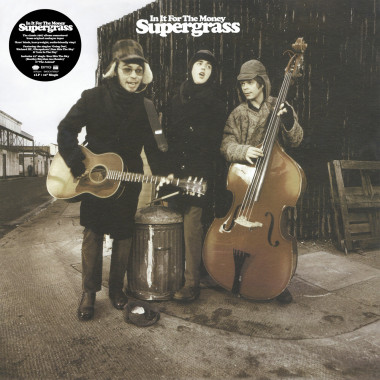 Supergrass • In It For The Money /2021 - Remaster / Deluxe Expanded Edition (3CD)