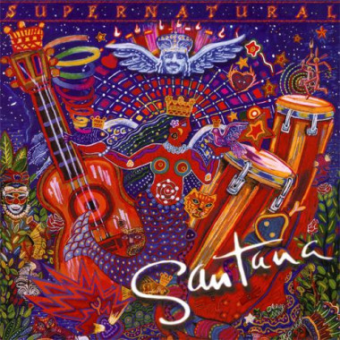 Santana • Supernatural (2LP)