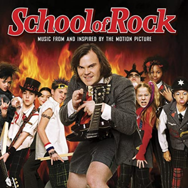 Hudba z filmu • School Of Rock / Music From And Inspired By The Motion Picture (2LP)