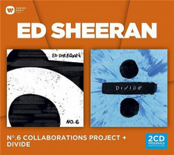 Sheeran Ed • Divide & No.6 Collaborations Project (2CD)