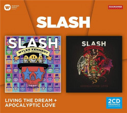 Slash • Living The Dream & Apocalyptic Love (2CD)