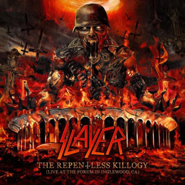Slayer • The Repentless Killogy (2LP)