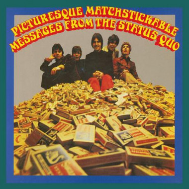 Status Quo • Picturesque Matchstickable Messages From The Status Quo (LP)