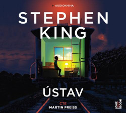 Audiokniha: King Stephen • Ústav (cd-mp3)