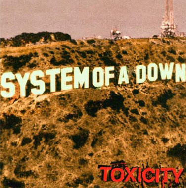 System Of A Down • Toxicity (LP)