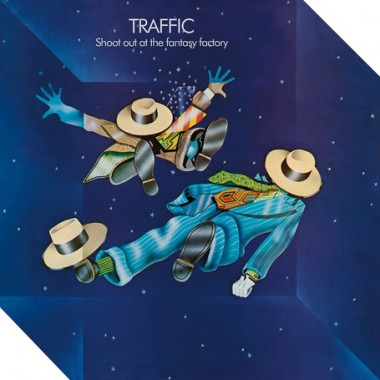 Traffic • Shoot Out At The Fantasy Facto (LP)