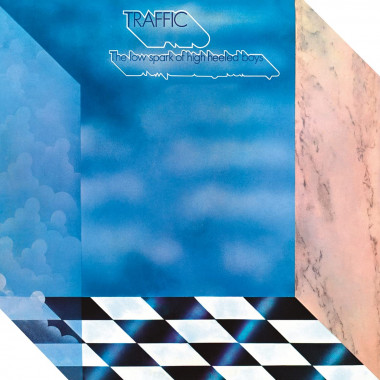 Traffic • The Low Spark Of High Heeled Boys (LP)