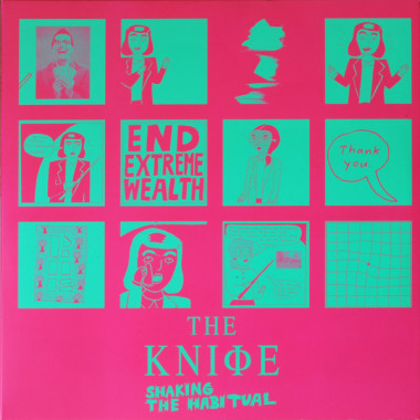 The Knife • Shaking The Habitual (3LP)