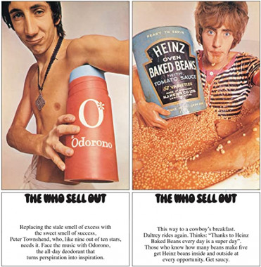 The Who • The Who Sell Out / Deluxe (2LP)