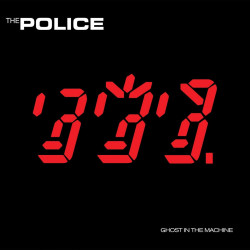 The Police • Ghost In The Machine (LP)